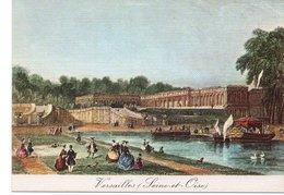 VERSAILLES Au Temps Jadis : Le Grand Trianon - Versailles (Château)