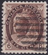 Canada    .   SG   .     159       .    O        .     Cancelled    .   /    .   Gebruikt - 1851-1902 Regering Van Victoria
