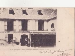 CPA - 98. LOURDES - Maison Paternelle De Bernadette Soubirous - Lourdes
