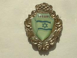 PIN'S ISRAËL - BLASON - Villes