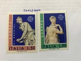 Italy Europa 1974   Mnh - 1946-60: Mint/hinged