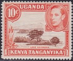 Kenya U.T.  .   SG   .   134b  (2 Scans)   Perf. 14    .    *     .     Mint-hinged    .   /    .   Ongebruikt - Kenya, Uganda & Tanganyika