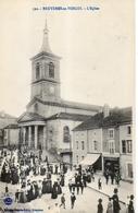 Bruyères - L'église - Bruyeres