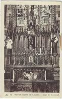 02    Notre Dame De Liesse Autel De Saint Joseph - France
