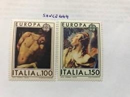 Italy Europa 1975   Mnh - 1946-60: Mint/hinged