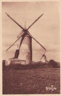 SION-sur-L'OCEAN (85)  Les Moulins De Sion . - Andere Gemeenten
