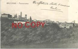 Bazzano, 6.8.1907, Panorama, Editore Vittorio Stein Trieste. - Bologna