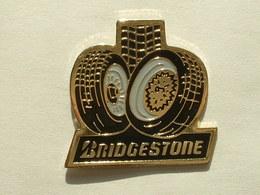 PIN'S PNEUMATIQUE - BRIDGESTONE - Pin's