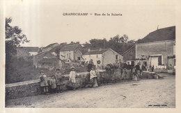 52 /  Grandchamp : Rue De La Scierie      ///  REF  AOUT. 19  //   BO.52 - Other Municipalities
