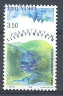 Liechtenstein 1995 Mi 1107 MNH ( LZE1 LCH1107 ) - Géologie
