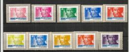 "José G.Artigas,""the Father Of Uruguayan Nationhood"".New Set Of 10 Mint Stamps ** 2019.Adhesifs. Haute Faciale 13,00 Euro - Uruguay"