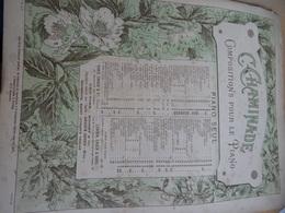 Partition Ancienne GF Chaminade Piano Etudes De Concert Fileuse  14 Pages - Partitions Musicales Anciennes