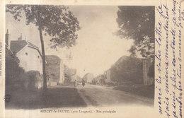 52 /  Percey Le Pautel     ///  REF  AOUT. 19  //   BO.52 - Autres Communes