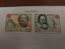 Italy Europa 1983   Mnh - 1946-60: Mint/hinged