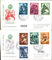 13132A)F.D.C. SAN MARINO   Centenario Dei Primi Francobolli Di San Marino - 28 Agosto 1977 - FDC