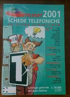 ITALY - CATALOGO TELESET 2001 - SIP TELECOM TIM OMNITEL INFOSTRADA ALBACOM - Italia