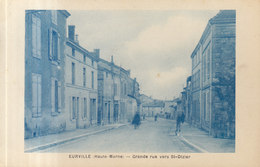 52 /  Eurville  : Grande Rue         ///  REF  AOUT. 19  //   BO.52 - Other Municipalities
