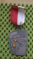 Medaille :Netherlands  - Herfst Toch Het Spaarne , Haarlem.  / Vintage Medal - Walking Association - Pays-Bas