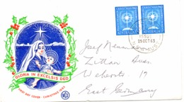 337 FDC - Premiers Jours (FDC)