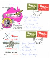 346  2  FDC - Premiers Jours (FDC)