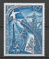TAAF 1969 Poste Aérienne N° 18  N ** Luxe  TTB - Tierras Australes Y Antárticas Francesas (TAAF)