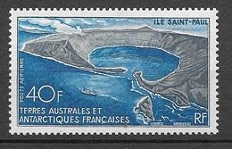 TAAF 1969 Poste Aérienne N° 17  N ** Luxe  TTB - Tierras Australes Y Antárticas Francesas (TAAF)