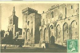 (vaucluse)-avignon-entree Principale Du Palais Des Papes, MILANO - ITALIA - Avignon (Palais & Pont)
