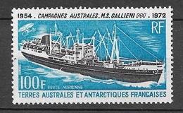 TAAF 1973 Poste Aérienne N° 29  N ** Luxe  TTB - Tierras Australes Y Antárticas Francesas (TAAF)