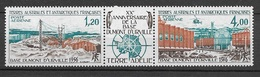 TAAF 1976 Poste Aérienne N° 43A  Triptyque  N * * Luxe  TTB - Tierras Australes Y Antárticas Francesas (TAAF)