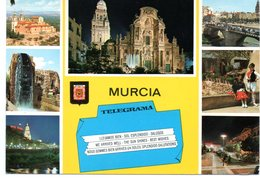ESPAGNE : MURCIA - Espagne