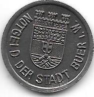*notgeld Buer 10 Pfennig 1919 Fe  2186.5 / F64.5c - [ 2] 1871-1918 : Duitse Rijk