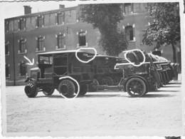 Armée Française Tracteur D'artillerie Latil Dca 75 Mm France 40 Camion (1) - Krieg, Militär