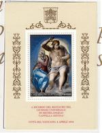 Vaticaan 1994 Mi Nr Blok 8, In Map Speciale Uitgave , Afmeting 17*23 Cm, - Ongebruikt