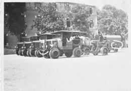 Armée Française Tracteur D'artillerie Latil Dca 75 Mm France 40 Camion (2) - Krieg, Militär