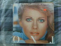 Olivia Newton John- Greatest Hits - Vinyl-Schallplatten