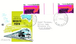 431     1  FDC - Premiers Jours (FDC)