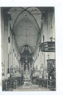 Ieper Ypres Eglise Martin Intérieur ( Th. Van Den Heuvel ) - Ieper