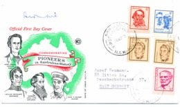 457 - 60     2  FDC - Premiers Jours (FDC)
