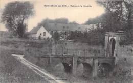 62 - MONTREUIL Sur MER - Entrée De La Citadelle - CPA - Pas De Calais - Montreuil
