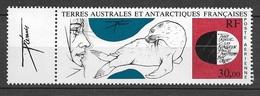TAAF 1985 Poste Aérienne N° 89   N * * Luxe  TTB - Tierras Australes Y Antárticas Francesas (TAAF)