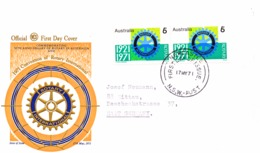 466      FDC - Premiers Jours (FDC)
