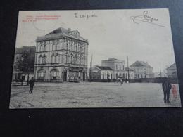 Belgique  België  ( 161 )  Gand  Gent  Station D' Eekloo - Bruges -  Sugg Série 1 N° 342 - Gent