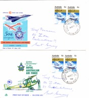 467    2  FDC - Premiers Jours (FDC)