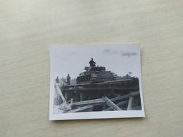 WWI  Foto German   Panzer   IV  Wehrmacht Kampfwagen Tank - 1939-45