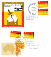 498    2  FDC - Premiers Jours (FDC)