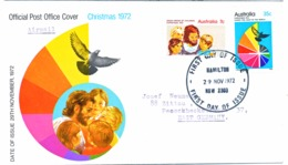 511-12    1  FDC - Premiers Jours (FDC)