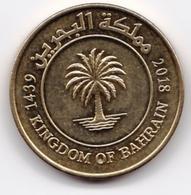 Bahrain 10 Fils 2018 Unc - Bahrein