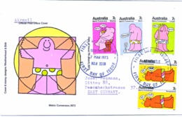 513-16    1  FDC - Premiers Jours (FDC)