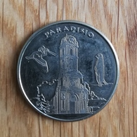 3232 Vz Paradisio - Kz Belgian Heritage Collectors Coin - Belgique