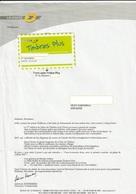 CARTE DU CLUB DES COLLECTIONNEURS DE LA POSTE - PHIL@POSTE -  2007 - Documentos Antiguos